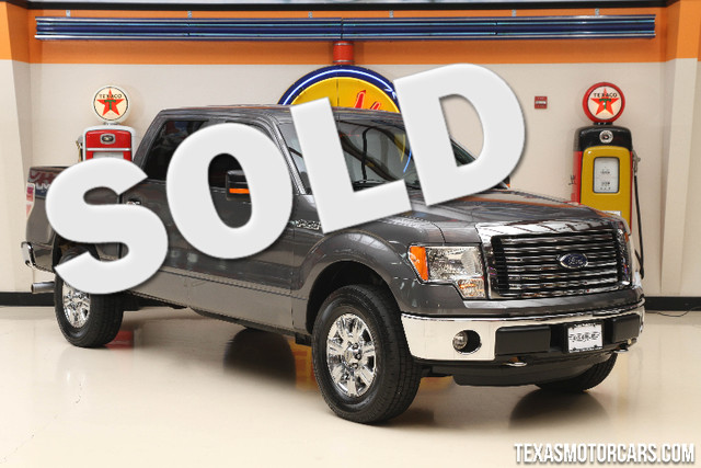 2012 Ford F-150 XLT This clean Carfax 2012 Ford F-150 XLT is in great shape with only 61 083 mile