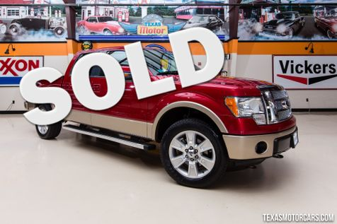 2012 Ford F-150 Lariat 4X4 in Addison