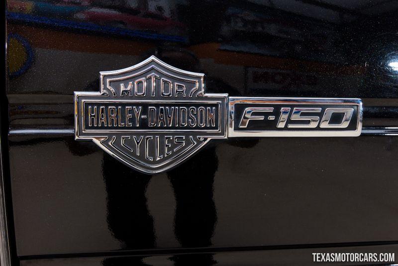 2012 Ford F-150 Harley-Davidson 4X4  in Addison, Texas