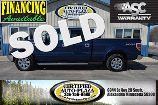2012 Ford F-150 in Alexandria Minnesota