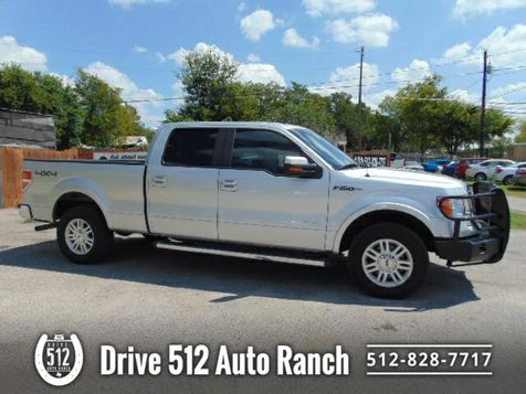 2012 Ford F-150 Lariat in Austin, TX