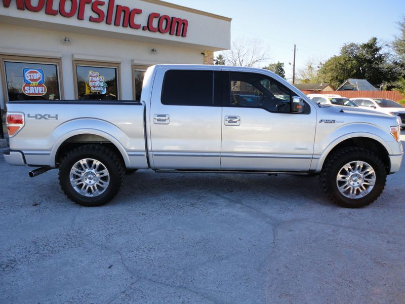 2012 Ford F-150 Platinum  Brownsville TX  English Motors  in Brownsville, TX