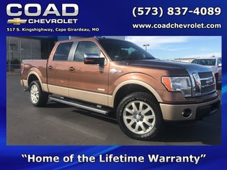 2012 Ford F-150 King Ranch Cape Girardeau, Missouri