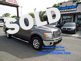 2012 Ford F-150 XLT-CHROME PKAG Charlotte, North Carolina