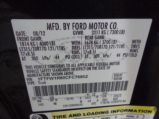 2012 Ford F-150 SVT Raptor Corpus Christi, Texas 53