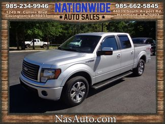 2012 Ford F-150 in , Louisiana