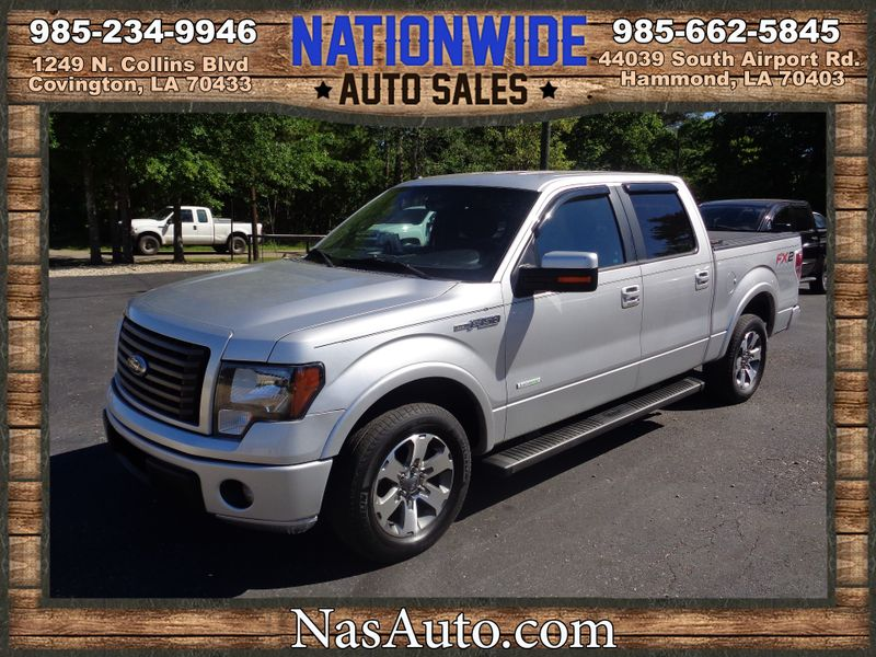 2012 Ford F-150 FX2  city Louisiana  Nationwide Auto Sales  in , Louisiana