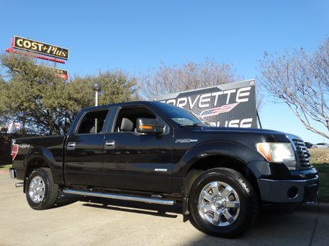 2012 Ford F-150 XLT Crew Cab 4x4, Auto, Step Rails, Alloys!! | Dallas, Texas | Corvette Warehouse  in Dallas, Texas