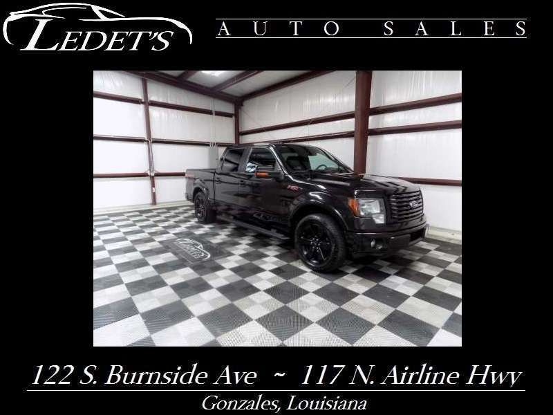 2012 Ford F-150 FX2 Sport - Ledet's Auto Sales Gonzales_state_zip in Gonzales Louisiana