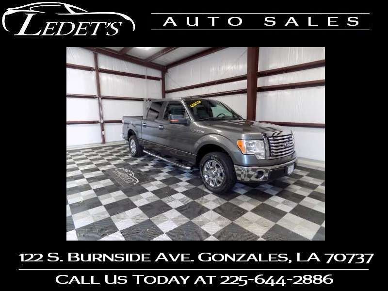 2012 Ford F-150 XLT - Ledet's Auto Sales Gonzales_state_zip in Gonzales Louisiana