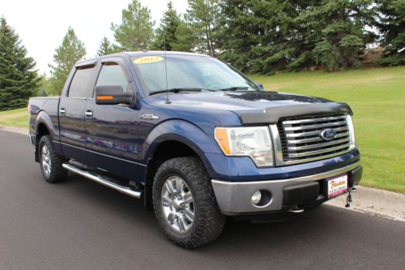 2012 Ford F-150 XLT  city MT  Bleskin Motor Company   in Great Falls, MT