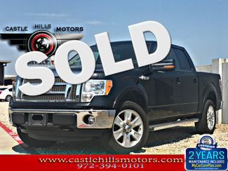 2012 Ford F-150 Lariat - CARFAX 1-Owner, Leather, NAV, & More! | Lewisville, Texas | Castle Hills Motors in Lewisville Texas