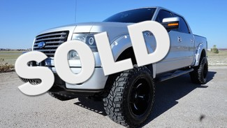 2012 Ford F-150 in Lubbock Texas