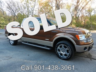 2012 Ford F-150 Lariat Sunroof & Navigation in  Tennessee