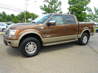 2012 Ford F-150 King Ranch Memphis, Tennessee 26