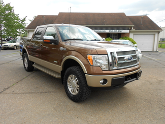 2012 Ford F-150 King Ranch Memphis, Tennessee 1