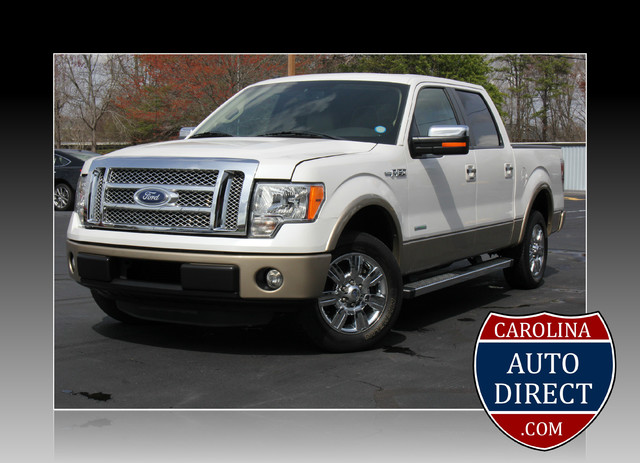 2012 Ford F-150 Lariat-NAV-ROOF-ECO-CREW! Mooresville , NC 0
