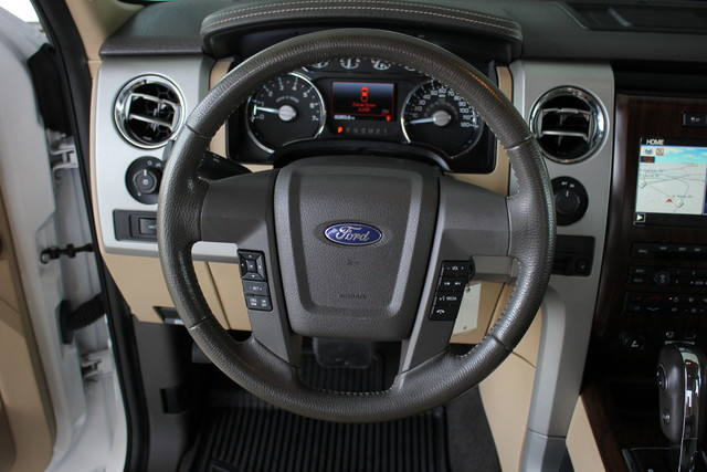 2012 Ford F-150 Lariat-NAV-ROOF-ECO-CREW! Mooresville , NC 19