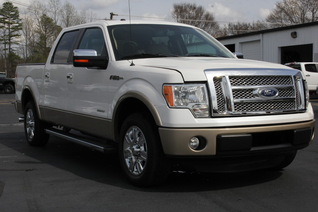 2012 Ford F-150 Lariat-NAV-ROOF-ECO-CREW! Mooresville , NC 2