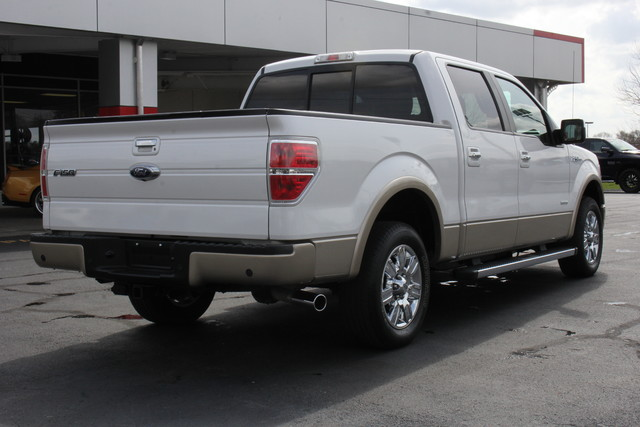 2012 Ford F-150 Lariat-NAV-ROOF-ECO-CREW! Mooresville , NC 4