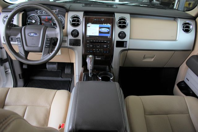 2012 Ford F-150 Lariat-NAV-ROOF-ECO-CREW! Mooresville , NC 20