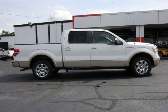 2012 Ford F-150 Lariat-NAV-ROOF-ECO-CREW! Mooresville , NC 3
