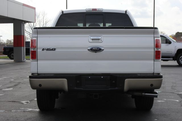 2012 Ford F-150 Lariat-NAV-ROOF-ECO-CREW! Mooresville , NC 5