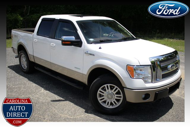 2012 Ford F-150 King Ranch Mooresville , NC 0