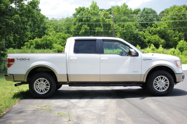 2012 Ford F-150 King Ranch Mooresville , NC 14