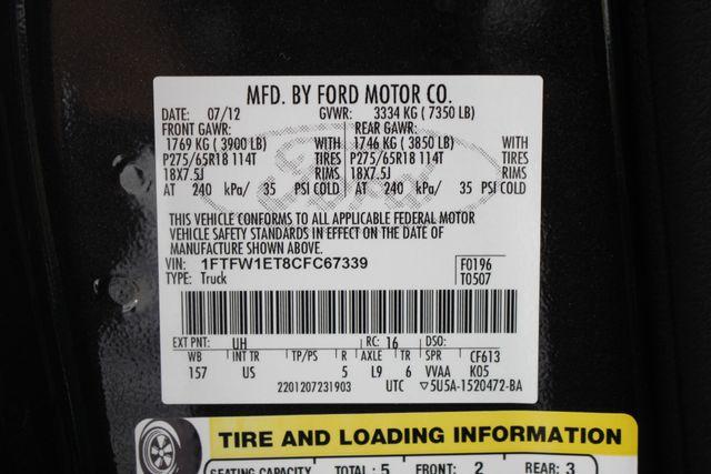 2012 Ford F-150 XLT Crew Cab 4x4 - PLUS & CHROME PKGS! Mooresville , NC 38