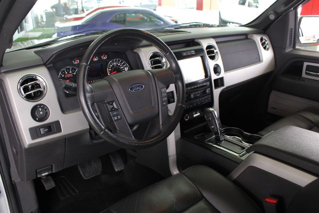 2012 Ford F-150 FX4 Luxury Edition SuperCrew 4X4 - NAV - SUNROOF! Mooresville , NC 31