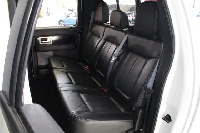 2012 Ford F-150 FX4 Luxury Edition SuperCrew 4X4 - NAV - SUNROOF! Mooresville , NC 11