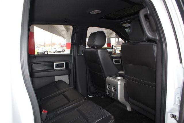 2012 Ford F-150 FX4 Luxury Edition SuperCrew 4X4 - NAV - SUNROOF! Mooresville , NC 41