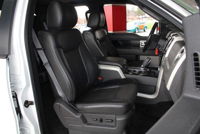 2012 Ford F-150 FX4 Luxury Edition SuperCrew 4X4 - NAV - SUNROOF! Mooresville , NC 13