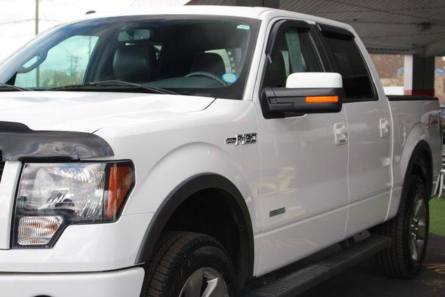 2012 Ford F-150 FX4 Luxury Edition SuperCrew 4X4 - NAV - SUNROOF! Mooresville , NC 25