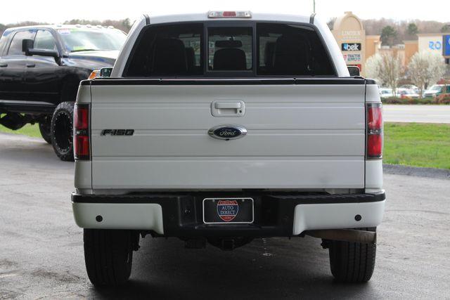 2012 Ford F-150 FX4 Luxury Edition SuperCrew 4X4 - NAV - SUNROOF! Mooresville , NC 17