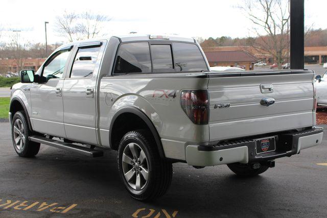 2012 Ford F-150 FX4 Luxury Edition SuperCrew 4X4 - NAV - SUNROOF! Mooresville , NC 27