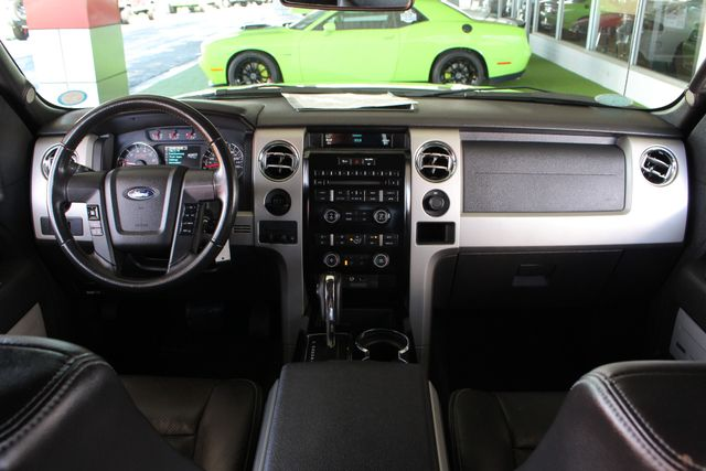 2012 Ford F-150 FX2 LUXURY EDITION SuperCrew RWD Mooresville , NC 28
