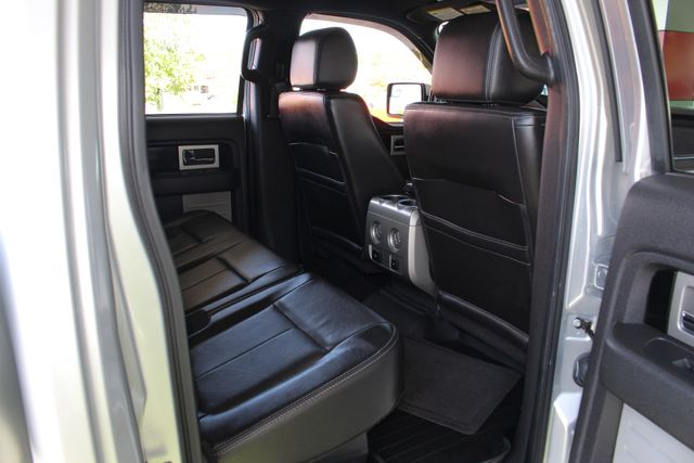 2012 Ford F-150 FX2 LUXURY EDITION SuperCrew RWD Mooresville , NC 38