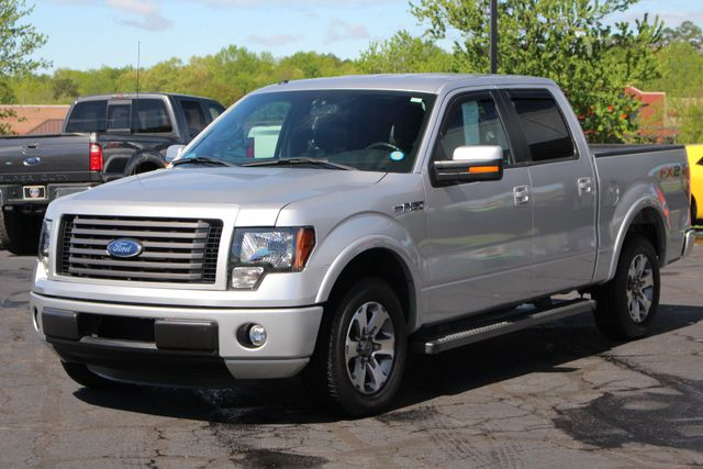 2012 Ford F-150 FX2 LUXURY EDITION SuperCrew RWD Mooresville , NC 23