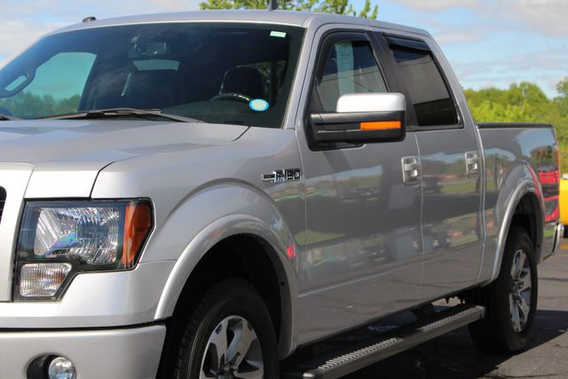 2012 Ford F-150 FX2 LUXURY EDITION SuperCrew RWD Mooresville , NC 25