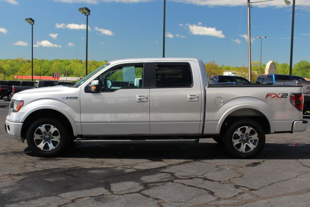 2012 Ford F-150 FX2 LUXURY EDITION SuperCrew RWD Mooresville , NC 14