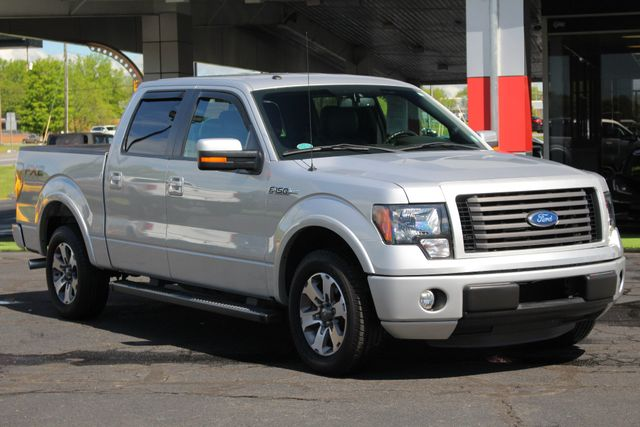 2012 Ford F-150 FX2 LUXURY EDITION SuperCrew RWD Mooresville , NC 22