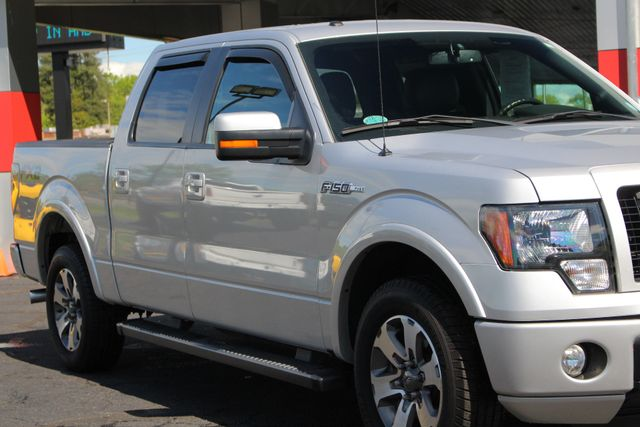 2012 Ford F-150 FX2 LUXURY EDITION SuperCrew RWD Mooresville , NC 24