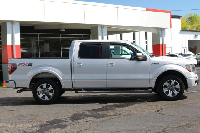 2012 Ford F-150 FX2 LUXURY EDITION SuperCrew RWD Mooresville , NC 13