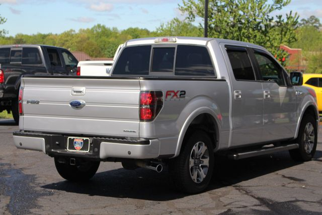 2012 Ford F-150 FX2 LUXURY EDITION SuperCrew RWD Mooresville , NC 26