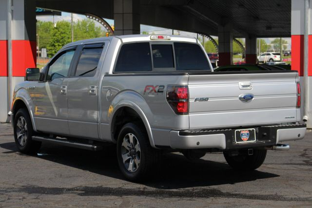 2012 Ford F-150 FX2 LUXURY EDITION SuperCrew RWD Mooresville , NC 27