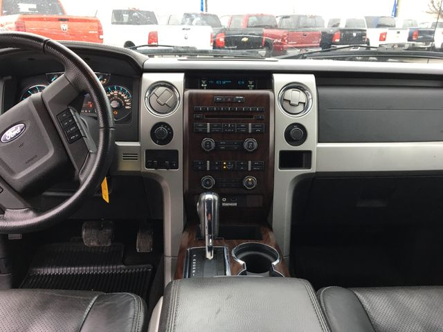 2012 Ford F-150 Lariat Ogden, Utah 11