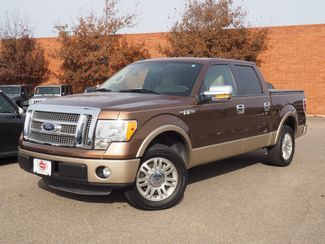 2012 Ford F-150 Lariat Pampa, Texas