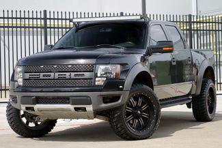 2012 Ford F-150 SVT Raptor * LUXURY PKG * Cameras * NAVI * 22's Plano, Texas 1